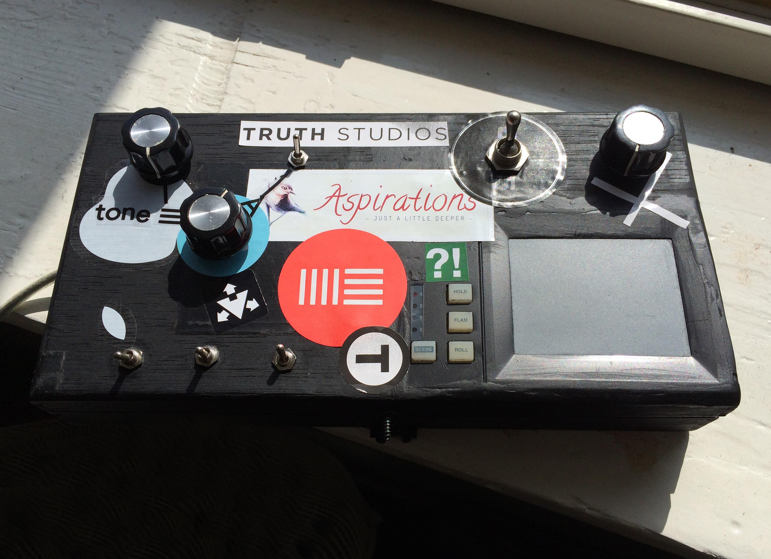 Cigar box arduino midi controller yuri yabi