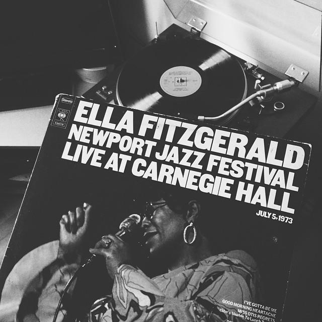 Ella Fitzgerald #jazz