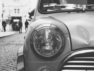 This whip's got character #minicooper