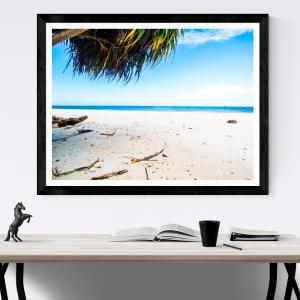 Yuri Yabi Classic-Desk-Kilifi-Beach Print Africa Kenya